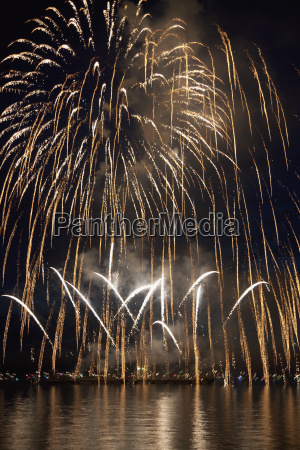 fireworks over english bay presented by