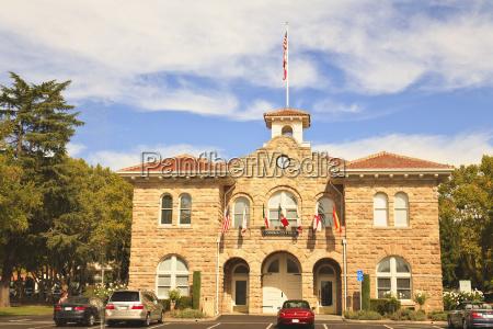 rathaus sonoma california united states of