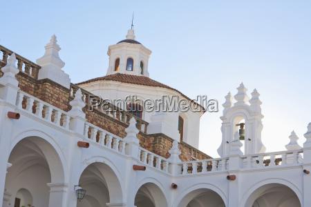 cupola atop the san felipe neri