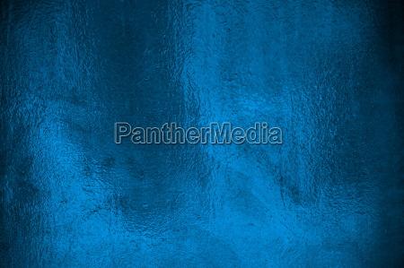 glaenzende metalltextur blau