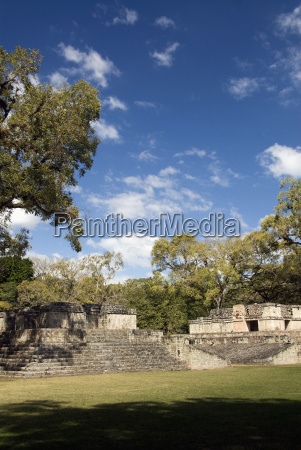 honduras copan ruinas copan archeological park