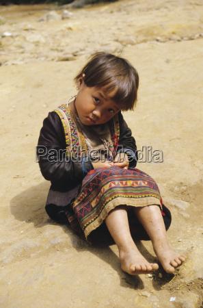 thailand chiang mai young hmong girl