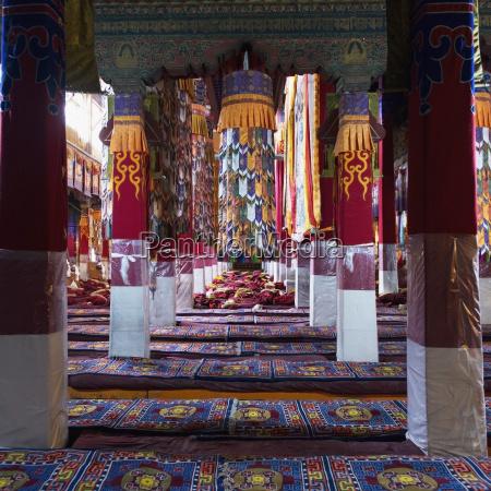 china xizang lhasa drepung monastery monks