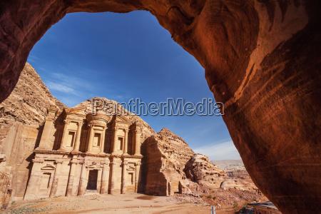 jordanien es ist 50 meter breit