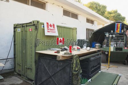 asien kanada erdbeben militaer zelten pakistan