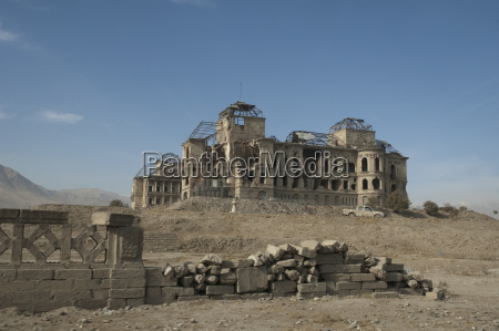 darulaman palace was designed for king
