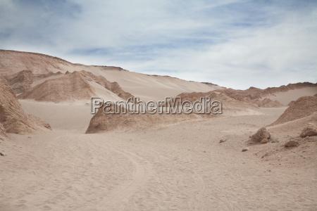 death valley in the cordillera de