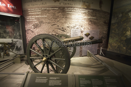 18 pound cannon in the battle