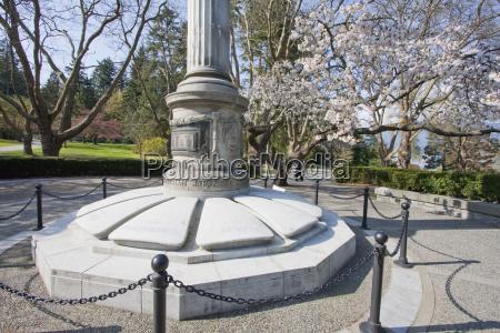 japanese canadian war memorial erected in