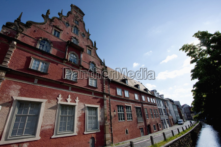 schabbellhaus city museum of wismar germany