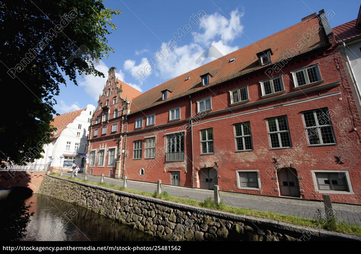 schabbellhaus, stadtmuseum, von, wismar, deutschland - 25481562