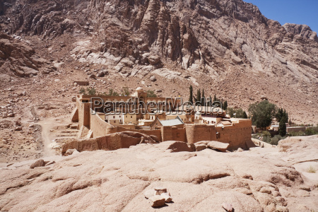 holy monastery of st catherine at