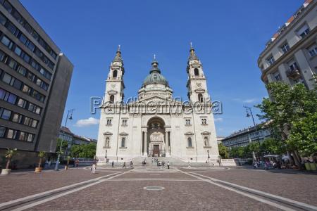 st stephens basilica budapest hungary