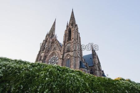 saint paul church strasbourg france