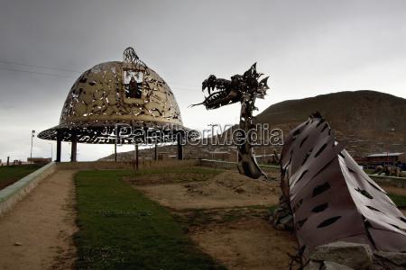 kunst modern moderne skulptur schlange lateinamerika