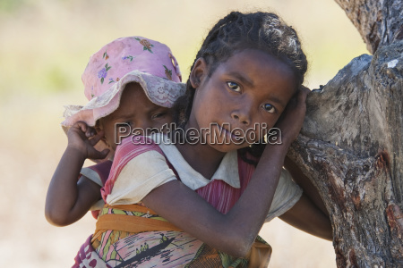 girl baby ranohira fianarantsoa province