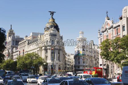 corner of calle de alcala and