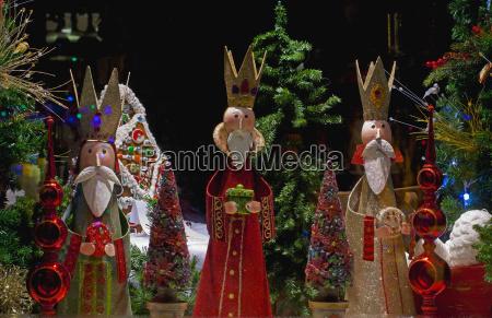 weisen als weihnachtsdekoration knowlton quebec kanada