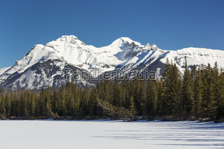 snow covered mountains with a snow