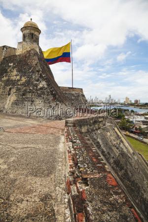 castillo san felipe de barajas and