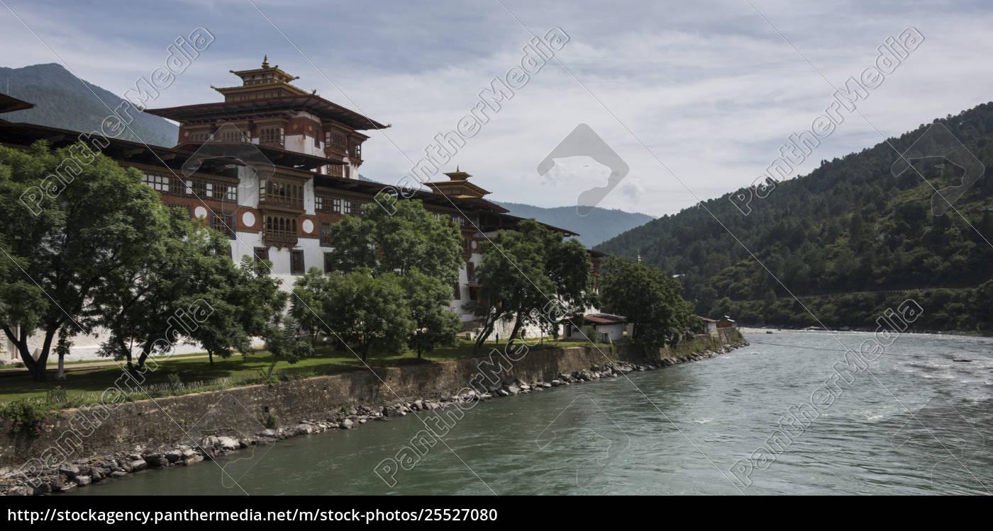 punakha, dzong;, punakha - 25527080