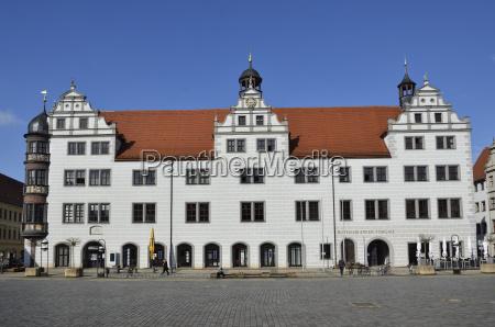 rathaus am markt torgau
