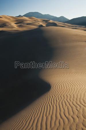 blau farbe park amerikanisch nationalpark sonnenaufgang