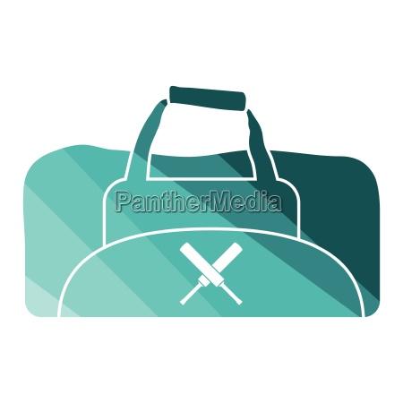 cricket bag icon