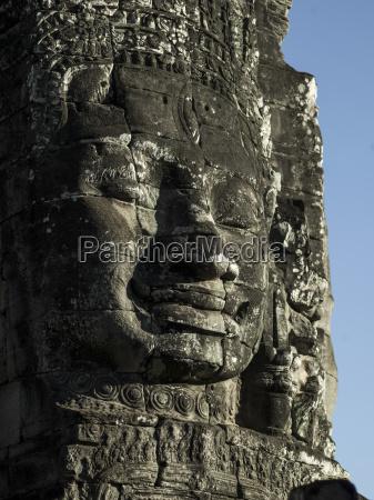 angkor thom angkor archeological park krong