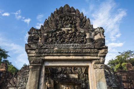 banteay samre temple angkor archeological park
