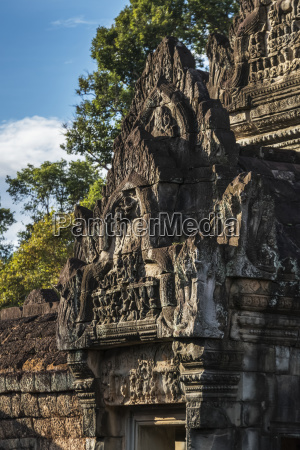 banteay samre temple a hindu temple