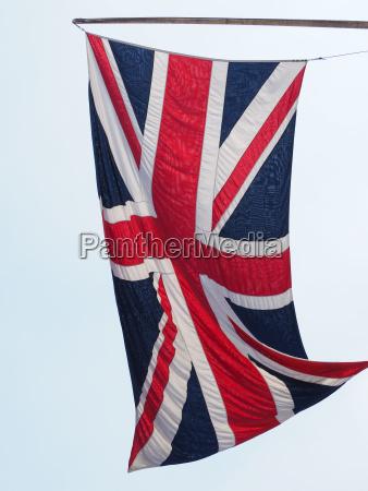 flagge des vereinigten koenigreichs uk aka