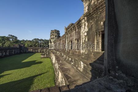 eastern gallery angkor wat siem reap