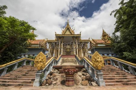 wat samrong knong battambang cambodia