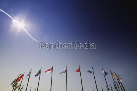 flaggen der vereinten nationen