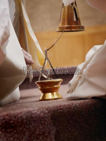 katholisches ritual