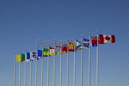 flaggen von kanada