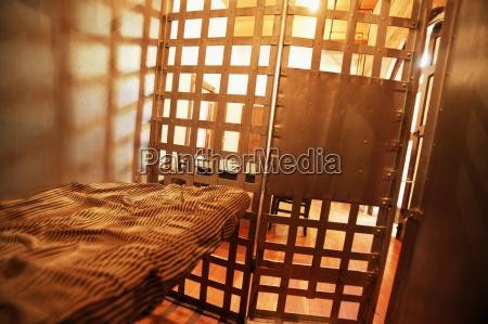 architektonisch innen innenraum weinlese horizontal knast