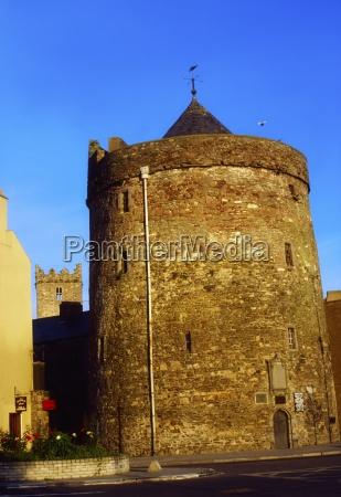 waterford city reginalds tower ireland