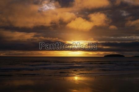keel beach on achill island irland