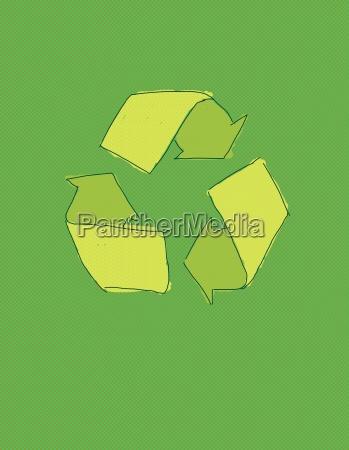 bio umwelt symbolisch grafiken illustration senkrecht