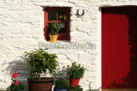 traditional farm door dingle county kerry