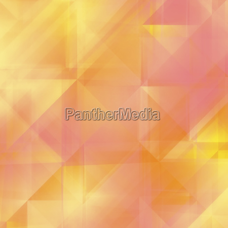abstract soft yellow pink geometric background