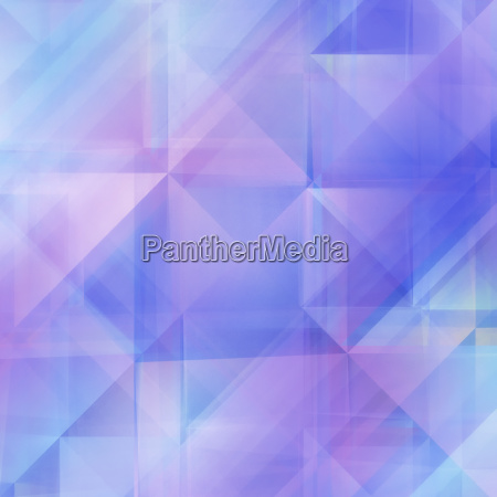abstract soft blue purple geometric background