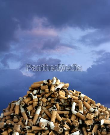 zigarette gefahr gefahren gefaehrdung tod tabak