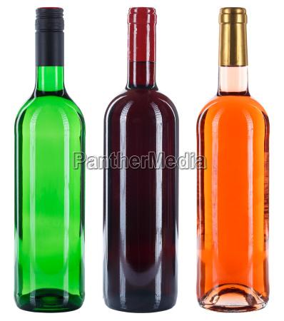 weinflaschen wein flaschen sammlung rotwein weisswein