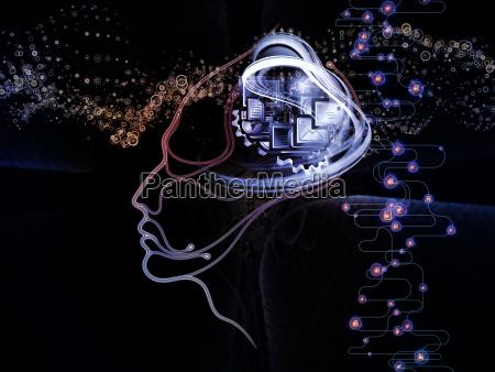 maschinelles bewusstsein metapher
