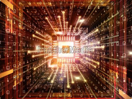 virtueller digitaler prozessor