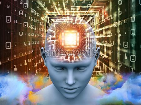 vision des denkens