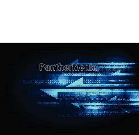 digitale geschwindigkeitskommunikationstechnologie